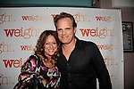 Sonya B and Michael Park - Weight: The Series held its premiere party on October 8, 2014 at Galway Pub, New York City, New York. (Photo by Sue Coflin/Max Photos)