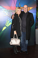 London - Opening night of 'Jesus Christ Superstar' - Red Carpet Arrivals - at the 02 Arena, London - September 21st 2012..Photo by Keith Mayhew.
