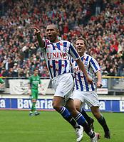 VOETBAL: HEERENVEEN: 2006, Abe Lenstra Stadion, Afonso Alves, ©foto Martin de Jong