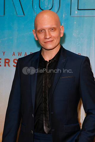 Los Angeles, CA - JAN 10:  Anthony Carrigan attends the HBO premiere of True Detective Season 3 at the DGA Theater on January 10 2019 in Los Angeles CA. Credit: CraSH/imageSPACE/MediaPunch