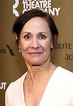 Laurie Metcalf attends the Roundabout Theatre Company's 2019 Gala honoring John Lithgow at the Ziegfeld Ballroom on February 25, 2019 in New York City.
