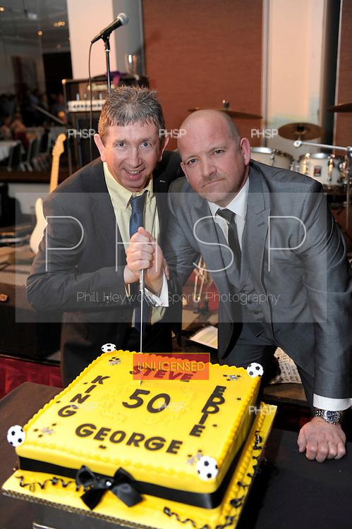 09/03/2012 George & Steve 50th.....© Phill Heywood.