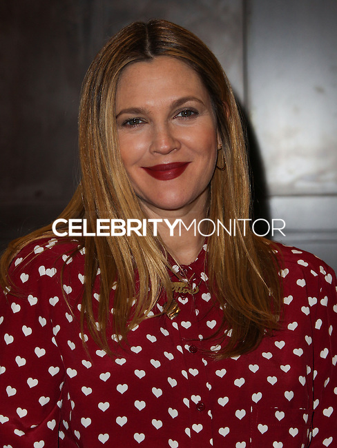 "LOS ANGELES, CA - JANUARY 15: Actress Drew Barrymore signs copies of her new book ""Find It In Everything"" at Barnes & Noble at The Grove on January 15, 2014 in Los Angeles, California. (Photo by Xavier Collin/Celebrity Monitor)"