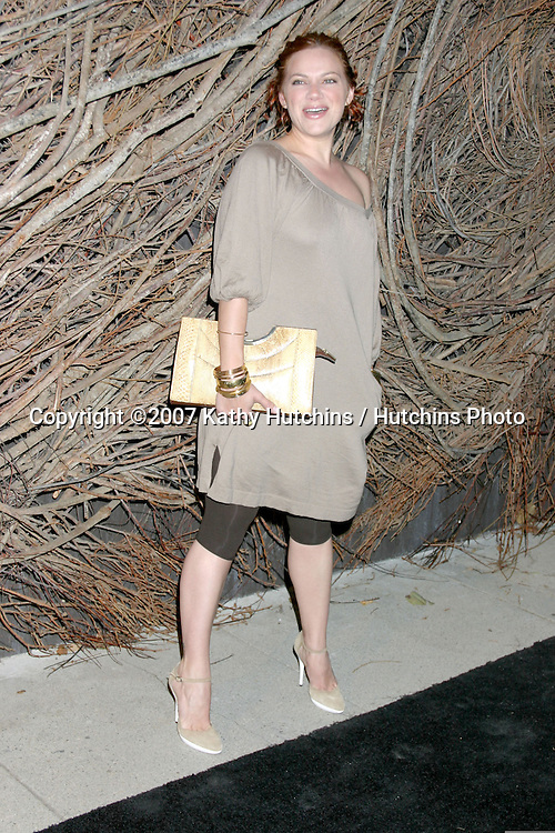 Nikka Costa.Lubov Azria, Mena Suvari & Jewelry Designers Lori Leavitt host a launch Event for the HELP Malawi foudation..Max Azaria Boutique.Los Angeles, CA.April 19, 2007.©2007 Kathy Hutchins / Hutchins Photo....