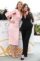 Mariana Ximenes and Bruna Linzmeyer attend the photocall for 'The Great Mystical Circus (O Grande Circo Mistico)' during the 71st annual Cannes Film Festival at Palais des Festivals on May 14, 2018 in Cannes, France.<br /> CAP/GOL<br /> &copy;GOL/Capital Pictures