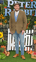 Dominic Lewis at the &quot;Peter Rabbit&quot; UK gala premiere, Vue West End cinema, Leicester Square, London, England, UK, on Sunday 11 March 2018.<br /> CAP/CAN<br /> &copy;CAN/Capital Pictures