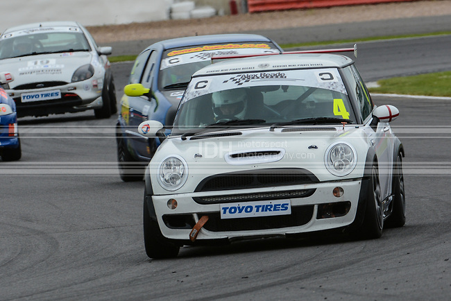 Simon Reed - OX4 Racing Mini JCW