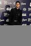 Spanish actor Miguel Diosdado during the Cadena Dial Awards 2014. March 7, 2014. (ALTERPHOTOS/Acero)
