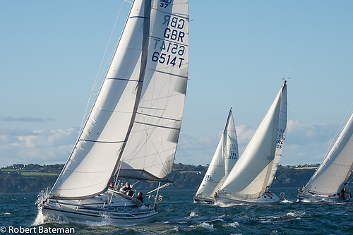 Sailing at Royal Cork Yacht Club