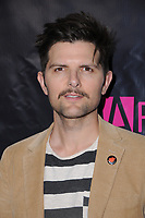 04 May 2017 - Hollywood, California - Adam Scott. 2017 P.S. Arts' The Party held at Neuehouse in Hollywood. Photo Credit: Birdie Thompson/AdMedia