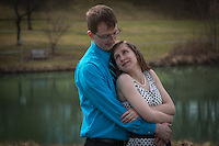 Erica & Jordan's engagement session at South Park iin Pittsburgh, PA on April 6, 2014.