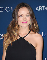 LOS ANGELES, CA - NOVEMBER 02:  Olivia Wilde at  LACMA 2013 Art + Film Gala held at LACMA  in Los Angeles, California on November 2nd, 2012 in Los Angeles, CA., USA.<br /> CAP/DVS<br /> &copy;DVS/Capital Pictures