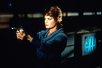 They Live (1988) <br /> Meg Foster<br /> *Filmstill - Editorial Use Only*<br /> CAP/KFS<br /> Image supplied by Capital Pictures