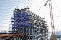 Nederland - Amsterdam - 24 maart 2018. Nieuwbouw in Amsterdam-Noord.    Foto Berlinda van Dam / Hollandse Hoogte.