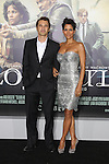 "OLIVIER MARTINEZ, HALLE BERRY. Los Angeles premiere of Warner Brothers Pictures' ""Cloud Atlas,"" at Grauman's Chinese Theater. Hollywood, CA USA. October 24, 2012.©CelphImage"