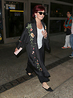 **ALL ROUND PICTURES FROM SOLARPIX.COM**<br /> **SOLARPIX RIGHTS - UK, AUSTRALIA, DENMARK, PORTUGAL, S. AFRICA, SPAIN &amp; DUBAI (U.A.E) &amp; ASIA (EXCLUDING JAPAN) ONLY**<br /> Caption:<br /> Sharon Osbourne Sighted at LAX Airport <br /> <br /> **UK ONLINE USAGE FEE 1st PIC-&pound;40, 2nd PIC-&pound;20, THEN &pound;10 PER PIC INCLUDING VIDEO GRABS. - NO PRICE CAP - VIDEO &pound;50**<br /> JOB REF:20270      PHZ/STPR  DATE:11.07.17<br /> **MUST CREDIT SOLARPIX.COM AS CONDITION OF PUBLICATION**<br /> **CALL US ON: +34 952 811 768**