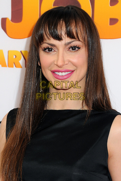 11 January 2014 - Los Angeles, California - Karina Smirnoff. &quot;The Nut Job&quot; Los Angeles Premiere held at Regal Cinemas L.A. Live.  <br /> CAP/ADM/BP<br /> &copy;Byron Purvis/AdMedia/Capital Pictures