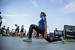 Warm up - Bloomberg Square Mile Relay Hong Kong 2015