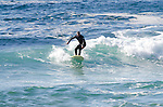 Monday morning Dee Why beach and point. 2.4 metres 12 seconds 155 degrees.
