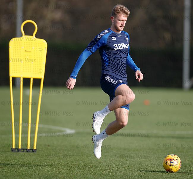 26.02.2019 Rangers training: Joe Worrall