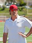 Palos Verdes, CA 03/26/16 - Coach Bret Hughes