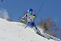 17/03/2014 under 14 girls slalom 2nd run