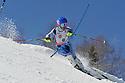 17/03/2014 under 14 girls slalom 2nd run