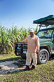 BELIZE, Punta Gorda, Toledo, one of the guides at Belcampo Belize Lodge and Jungle Farm, Bicente Ical