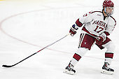 Sean Malone (Harvard - 17) - The Harvard University Crimson defeated the Dartmouth College Big Green 5-2 to sweep their weekend series on Sunday, November 1, 2015, at Bright-Landry Hockey Center in Boston, Massachusetts. -