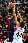 2015-02-01-FC Barcelona vs La Bruixa d'Or Manresa: 101-53.