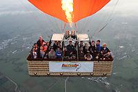20140413 April 13 Hot Air Balloon Gold Coast