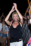 02.06.2012. Celebrities attending the ´Cadena 100´ 20th Anniversary Concert at stadium Vicente Calderon in Madrid.In the image: Belen Rueda  (Alterphotos/Marta Gonzalez)