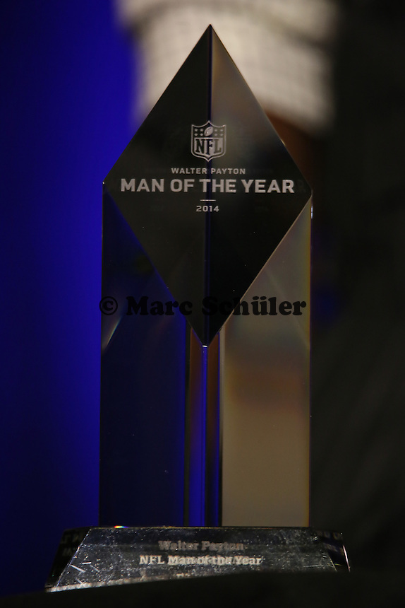 Walter Payton Man of the Year Award, Super Bowl XLIX, Convention Center Phoenix
