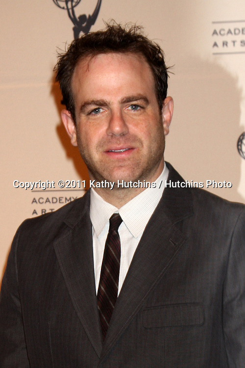 LOS ANGELES - MAY 5:  Paul Adelstein arriving at the 4th Annual Television Academy Honors  at Beverly Hills Hotel on May 5, 2011 in Beverly Hills, CA