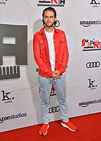 LOS ANGELES, CA. October 24, 2018: Zedd at the Los Angeles premiere for &quot;Suspiria&quot; at the Cinerama Dome.<br /> Picture: Paul Smith/Featureflash