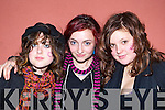 Niamh Taormina, Thea Eldred and Izzy Roberts Killarney rocking at the Killarney KDYS band gig on Saturday    Copyright Kerry's Eye 2008