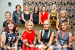 Staff of the Bon Secour Hospital, Tralee enjoying their Christmas party on Friday night at Fels Point Hotel. Front l-r  Kay O'Donoghue, Kerry Lynch, Lorraine Walsh and Yvonne Quill. Back l-r  Marge Dineen, Sheila O'Donoghue, Marie O'Connor, Ann Green, Roisin Curran, Rosie O'Sullivan and Denise O'Halloran.