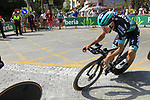 Bora-Hansgrohe recon Stage 1 of La Vuelta 2019, a team time trial running 13.4km from Salinas de Torrevieja to Torrevieja, Spain. 24th August 2019.<br /> Picture: Eoin Clarke | Cyclefile<br /> <br /> All photos usage must carry mandatory copyright credit (© Cyclefile | Eoin Clarke)