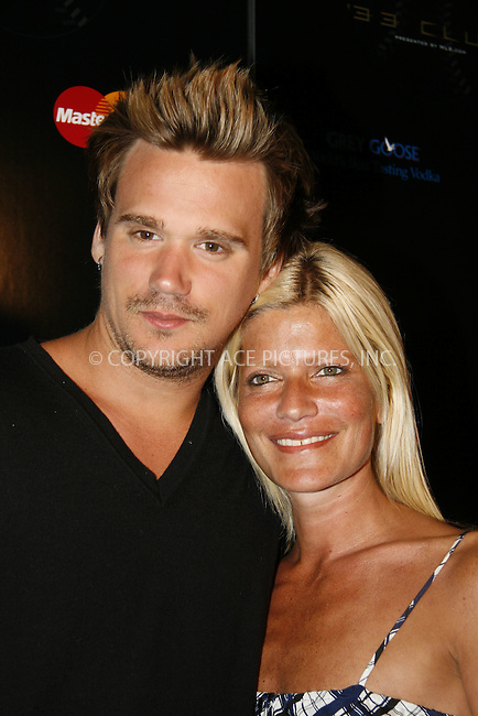 WWW.ACEPIXS.COM . . . . .  ....July 13 2008, New York City....Songwriter Sean Stewart and Lizzie Grubman at the '33 Club party' presented by MLB.com at the Roseland Ballroom on July 13, 2008 in New York City....Please byline: NANCY RIVERA- ACE PICTURES.... *** ***..Ace Pictures, Inc:  ..tel: (646) 769 0430..e-mail: info@acepixs.com..web: http://www.acepixs.com