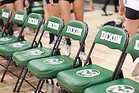 Dixon High Girls Varsity Volleyball