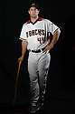 Arizona Diamondbacks Paul Goldschmidt (44) during photo day on February 28, 2016 in Scottsdale, AZ.