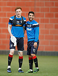 David Bates and Daniel Candeias