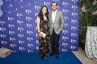 Crystal Minkoff and Rob Minkoff attend the Healthy Child Healthy World 23rd Annual Gala Red Carpet on Oct. 1, 2015