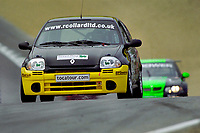 2002 British Touring Car Championship. #51 Rob Collard (GBR). Collard Racing. Renault Clio 172.
