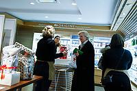 NEW YORK, NY - FEBRUARY 25:  Customers visit the Macy's headquarter on February 25, 2019 in Manhattan, New York. Earnings reports of $2.53 is expected for Macy's Inc. with a share on sales of $8.4 billion before the market opens Feb. 26,.  (Photo by Eduardo Munoz Alvarez/VIEWpress)