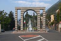 Campione d'Italia. La porta d'entrata all'enclave italiana in Svizzera