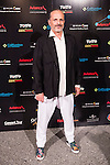 Miguel Bosé attends the photocall before the concert of colombian singer Juanes in Royal Theater in Madrid, Spain. July 23, 2015.<br />  (ALTERPHOTOS/BorjaB.Hojas)