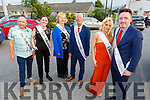 At the launch of the Austin Stacks Strictly Come Dancing at the clubhouse on Tuesday.  <br /> Front l to r: Audrey Reidy and Tom Dillon.<br /> Back l to R: L to r: TJ  Cronin, Ann Marie Earley, Pat Turner and Sam Locke,