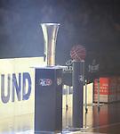 19.06.2019, Mercedes Benz Arena, Berlin, GER, 1.BBL, ALBA ERLIN vs.  FC Bayern Muenchen, <br /> im Bild der Pokal<br /> <br />      <br /> Foto © nordphoto / Engler