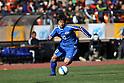 Ryuji Izumi (Ichiritsu Funabashi), .JANUARY 7, 2012 - Football /Soccer : .90th All Japan High School Soccer Tournament .semi-final .between Oita 1-2 Ichiritsu Funabashi .at National Stadium, Tokyo, Japan. .(Photo by YUTAKA/AFLO SPORT) [1040]